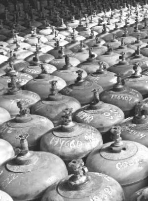 сжиженный газ, газета народная трибуна